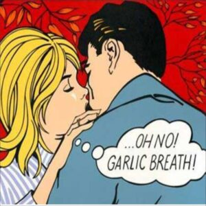 garlic-breath